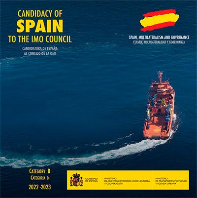Imagen publicitaria del a presidencia española para el aoi